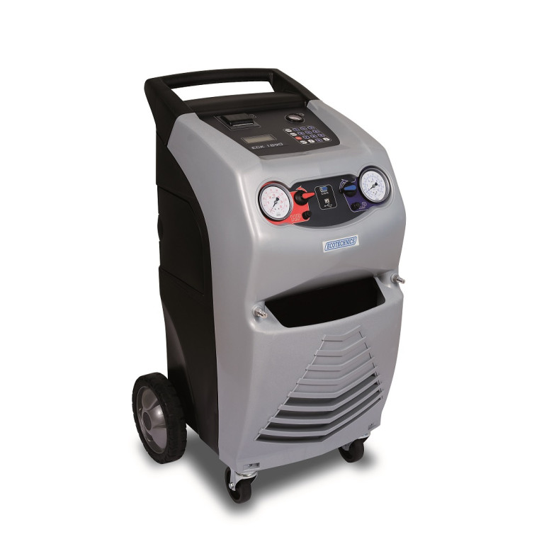 Ecotechnics ECK1890 full automatic AC machine made in Italy