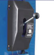 BulletPro Elite JL35A-M 2 post clear floor hoist 4 ton