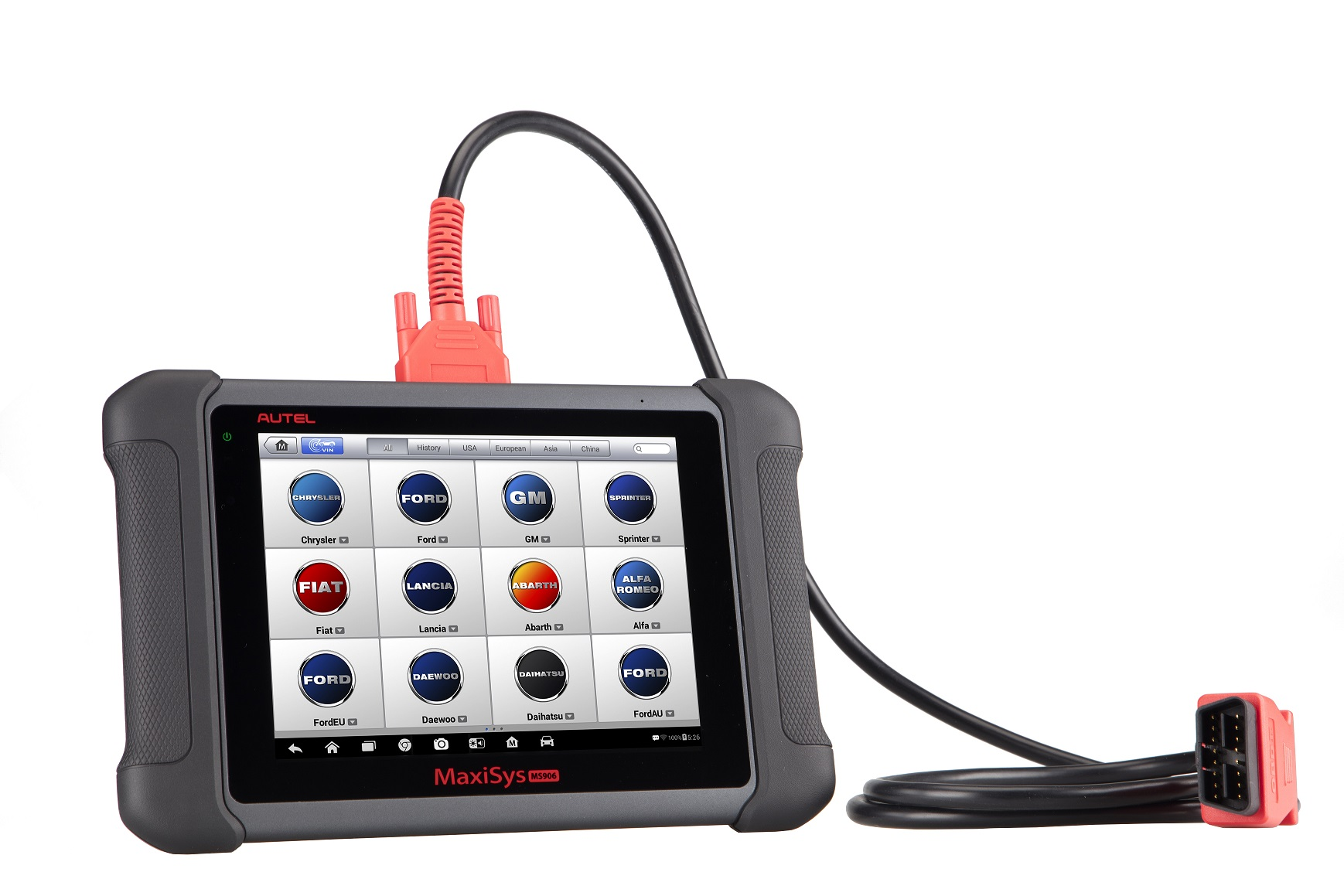 Autel Maxisys MS906/MS906BT/MS906TS Diagnostic Scan Tool