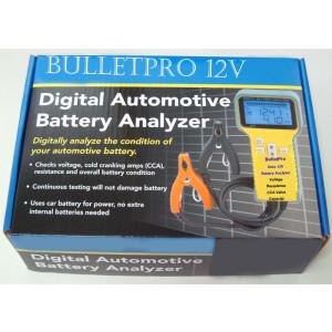 BulletPro 12V Automotive Battery Analyzer