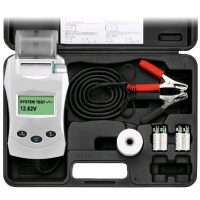 BT747 Vehicle Battery Tester with Printer