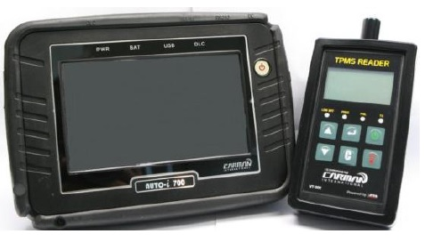 Carman i700 Tablet Scanner (Korean Made)