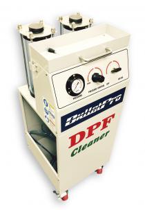 DPF machine