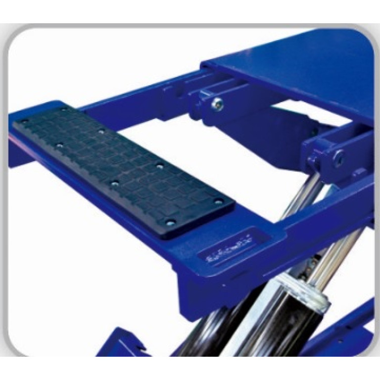 Elite SL556S Scissor Lift with Extention Plate (3 ton)