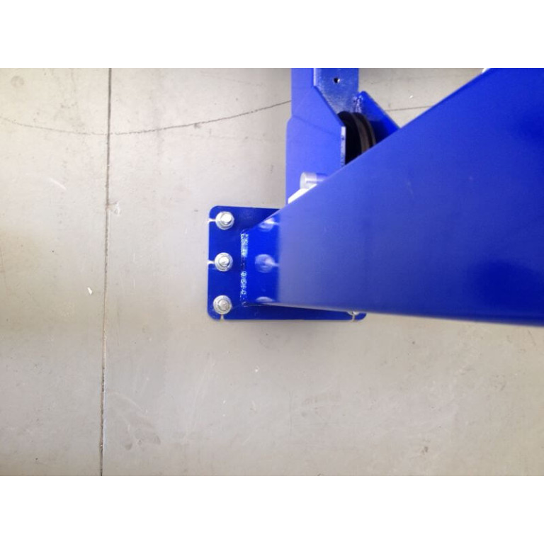 BulletPro Elite BP4X 4 Post Alignment Lift with 2 Jacks