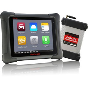Autel Maxisys Elite Tablet Scanner (with docking station & Advanced hardware spec)