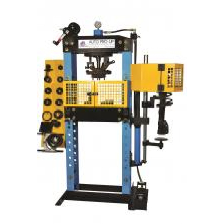 Made in Korea. PS2000 WorkShop Multi Press 30 ton with Spring Compressor