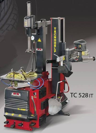 M&B Engineering 100% Italy Made TC528IT with Right Assisting Arm