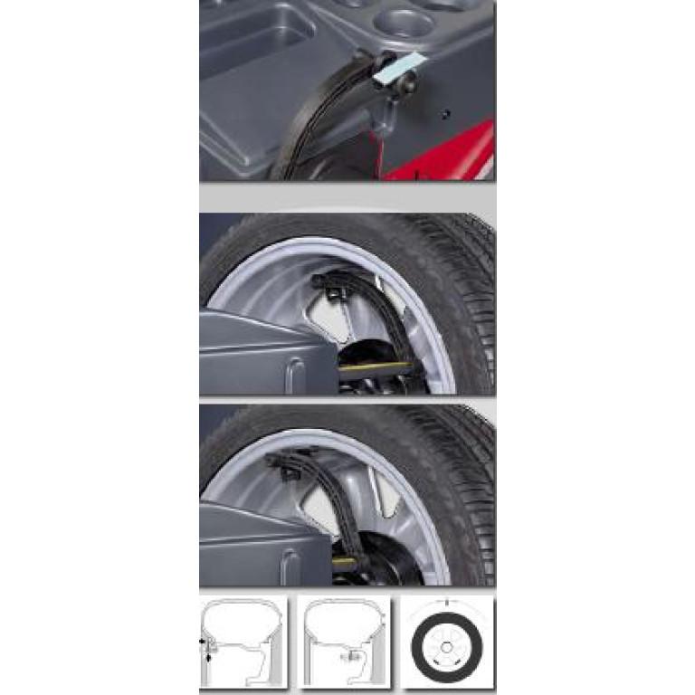 Made in Italy WB255N Wheel Balancer