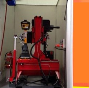 Mobile Tyre Changer and Balancer 2 in 1 Made in Italy up to 26