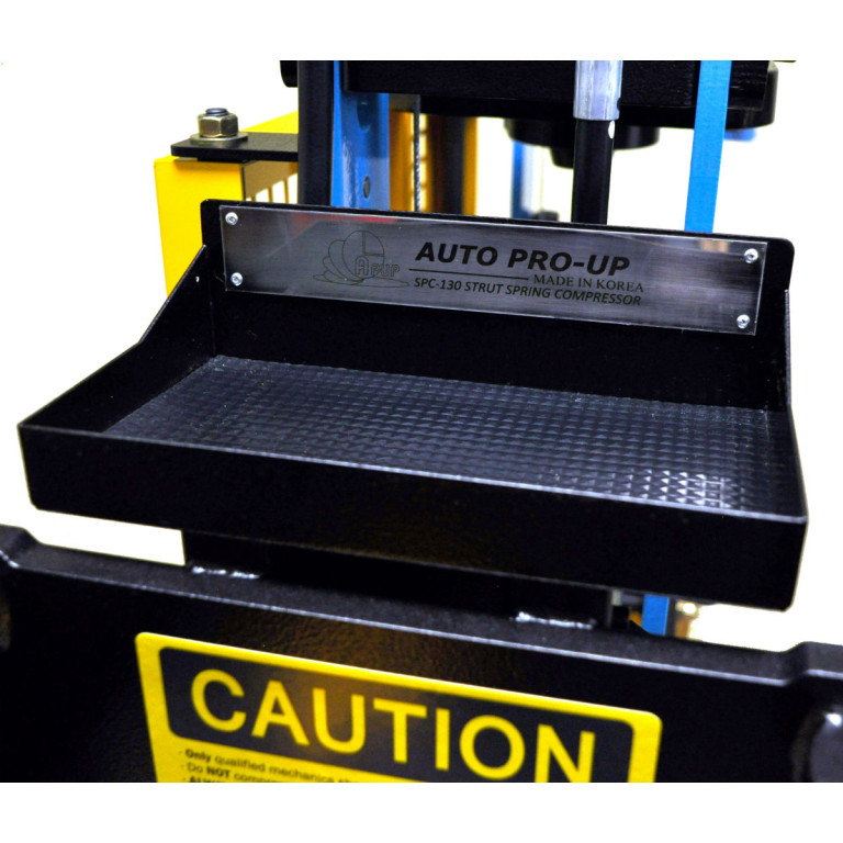 AutoPro Up PS1000S 30 ton workshop press with spring compressor