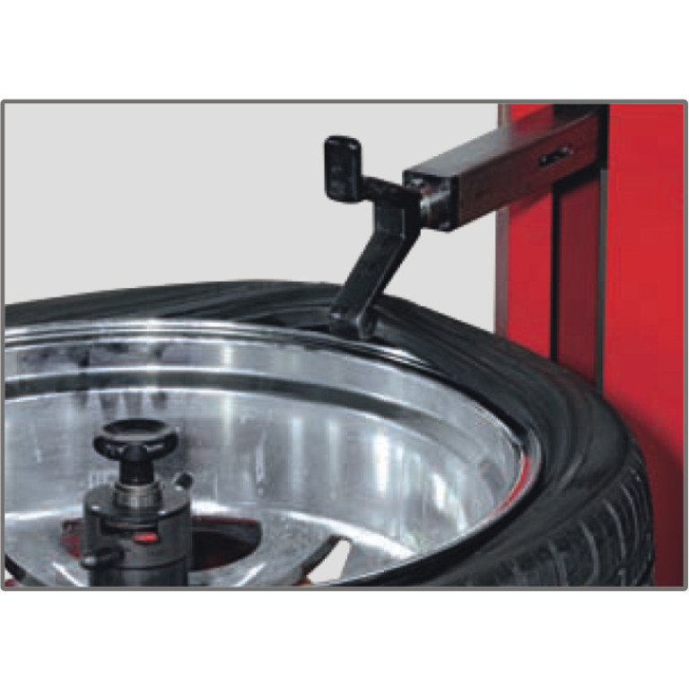 TC5000 Top Leverless Tyre Changer with Wheel Lift