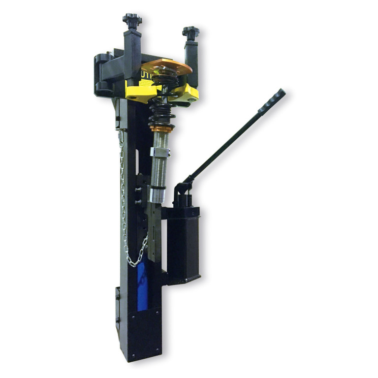 SPC120 wall-mount spring compressor made in Korea