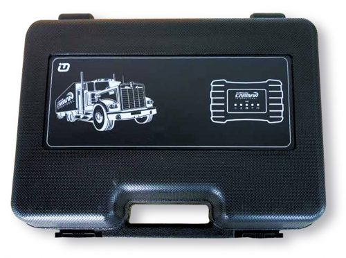 Carman HD truck bus commercial vehicles scanner with 8″ Toughbook tablet