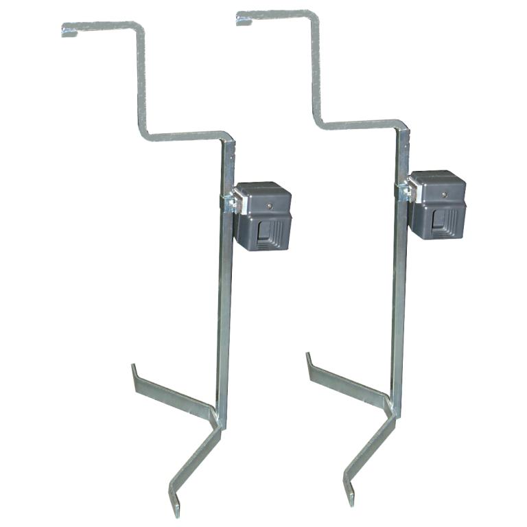 Vamag 4 sensor CCD truck/bus/trainer/semitrailer wheel aligner made in Italy