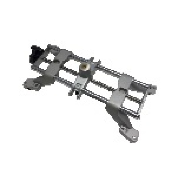 Vamag 8 sensor CCD truck/bus/trailer/semi trailer wheel aligner made in Italy