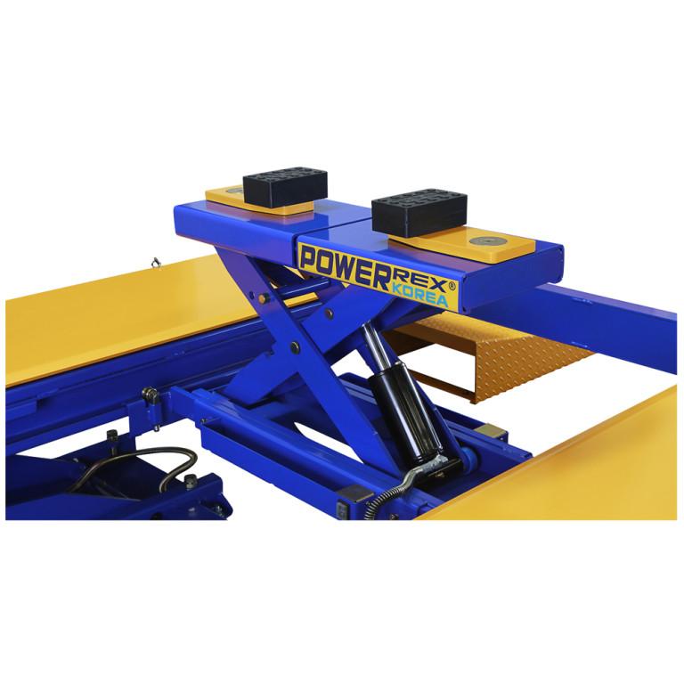 Powerrex SL5600A Aligner scissor lift 4.5 ton