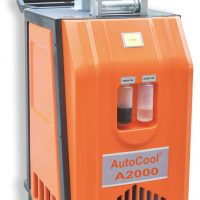 AutoCool A2000 Full Automatic AC machine with printer built-in & extra flushing function for car air con system