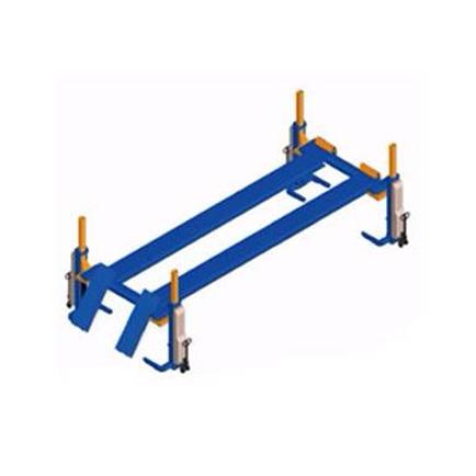 Maxima 26 ton 4 post lift (ML4030W + optional 4 post ramp kit with 8.6 meter platform)