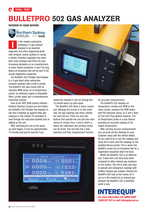 ACM JUL AUG 2018 40 V4 BulletPro 502 gas analyzer Automotive Equipments Automotive Equipments