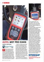 ACM MAY JUN 2018 MOTPRO EU908 Tool Test Automotive Equipments Automotive Equipments