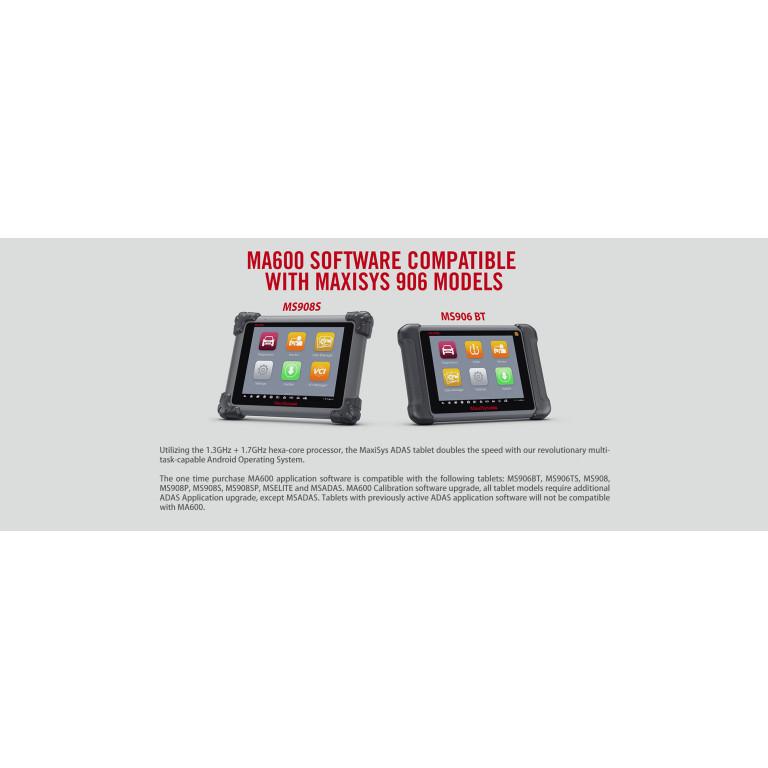 Autel MaxiSys ADAS Portable Calibration Tool—MA600