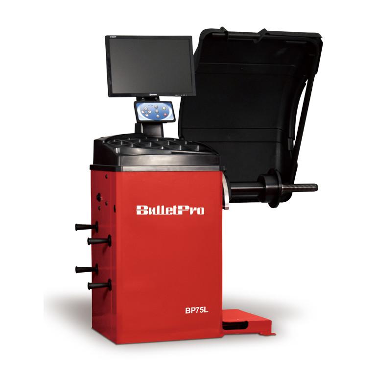 BulletPro BP75L Premium Full Automatic Wheel Balancer