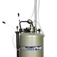 BulletPro Super70L waste oil drainer