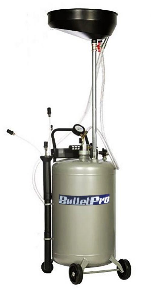 BulletPro Super70L waste oil drainer