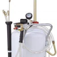 BulletPro SuperDrain90L Pnuematic Waste Oil Drainer